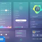 Zen UI Kit Freebie