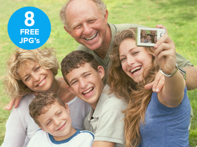 8 Free Family Stock Photos