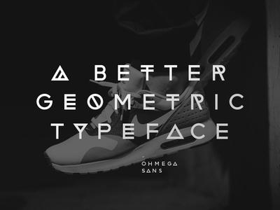 Ohmega Sans Font Freebie Magz